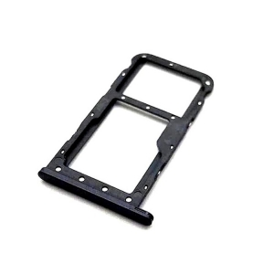 Držák (šuplík) SIM Huawei P20 LITE černá