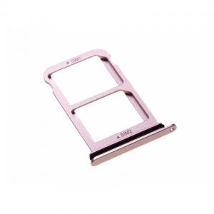 Držák (šuplík) SIM Huawei P20 LITE růžová