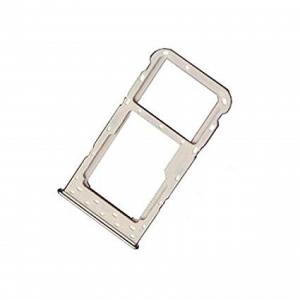 Držák (šuplík) SIM Huawei P SMART zlatá