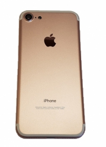 Kryt baterie + střední iPhone 7 4,7 originál barva rose gold