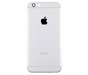 Kryt baterie + střední iPhone 6 PLUS (5,5) originál barva silver / white