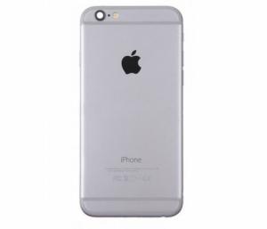 Kryt baterie + střední iPhone 6 PLUS (5,5) originál barva grey