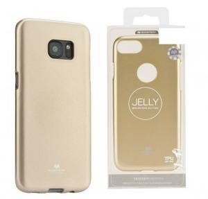 Pouzdro MERCURY Jelly Case Xiaomi Mi 9 zlatá