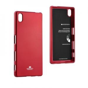 Pouzdro MERCURY Jelly Case Xiaomi Mi 9 červená