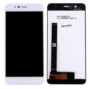Dotyková deska ASUS Zenfone 3 MAX ZC520TL + LCD bílá
