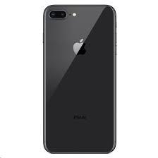 Kryt baterie + lepítka iPhone 8 PLUS (5,5) barva black  / grey