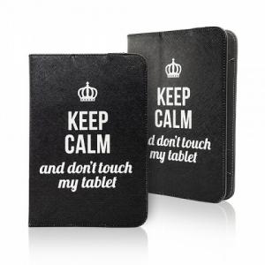 "Pouzdro na tablet 9"" - 10"" Keep calm"