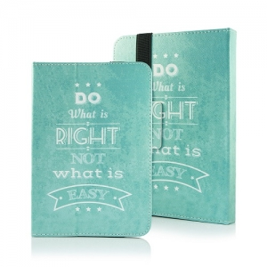 """Pouzdro na tablet 9"""" - 10"""" Do what is right"""