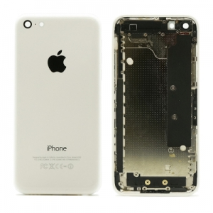 Kryt baterie + střední iPhone 5C originál barva white