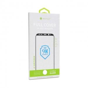 Tvrzené sklo 5D FLEXIBLE NANO Huawei P30 PRO černá - (Hot Banding)