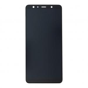 Dotyková deska Samsung A505 Galaxy A50 + LCD + rámeček black Service Pack - originál