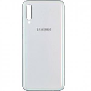 Samsung A505 Galaxy A50 kryt baterie + lepítka bílá