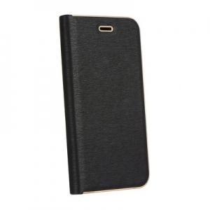 Pouzdro LUNA Book iPhone X, barva černá