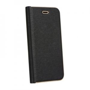 Pouzdro LUNA Book Huawei P30, barva černá