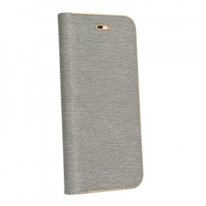 Pouzdro LUNA Book Huawei P30 PRO, barva šedá