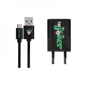 Cestovní nabíječ Licence Joker (001) micro USB