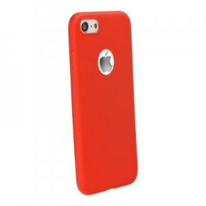 Pouzdro Forcell SOFT Xiaomi Redmi Note 7 barva červená