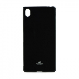 Pouzdro MERCURY Jelly Case Samsung A505F, A307 Galaxy A50, A30s černá