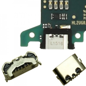 Nabíjecí konektor Huawei P8, P8 LITE, Y550, G620s, 4X, 4C  micro USB