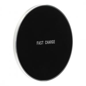 Indukční nabíječ FC05 FAST Charge 2A barva stříbrná