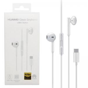 Huawei CM33 HandsFree USB Typ C (BLISTR) bílá originál