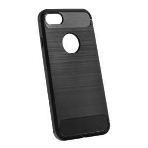 "Pouzdro Forcell CARBON iPhone 11 Max (6,5"") černá"