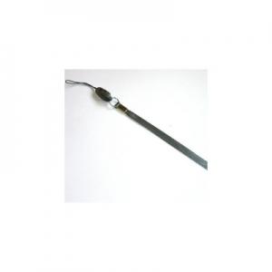 Šňůrka na mobil 8mm barva šedá
