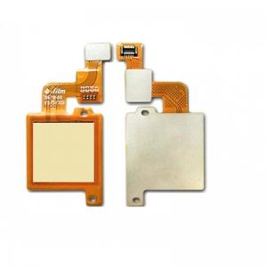Xiaomi Mi A1 flex pásek Fingerprint gold