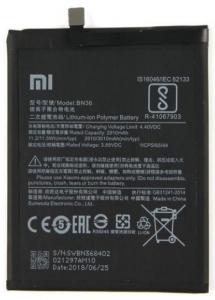 Baterie Xiaomi BN36 3010mAh - Mi A2 - bulk