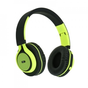 Bluetooth headset AP-B04, barva zelená