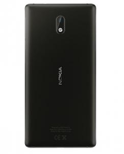 Nokia 3 Dual SIM kryt baterie černá