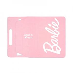 Pouzdro na TABLET 9´´- 10´´ Licence Barbie 001, barva růžová