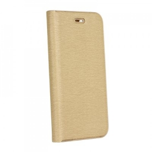 "Pouzdro LUNA Book iPhone 11 Pro (5,8""), barva zlatá"