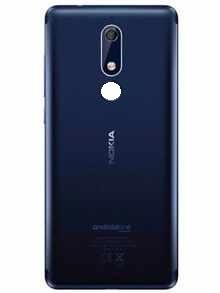 Nokia 5.1 kryt baterie modrá
