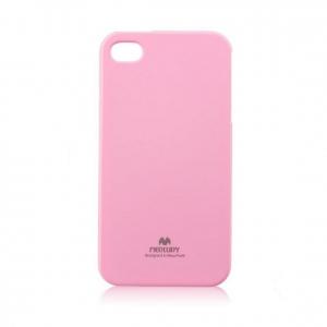 Pouzdro MERCURY Jelly Case iPhone 11 (6,1) světle růžová
