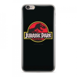 Pouzdro iPhone 5, 5S, SE Jurassic Park vzor 004