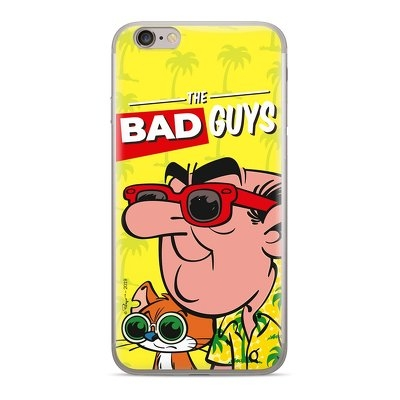 Pouzdro iPhone X, XS Bad Guys vzor 002