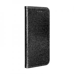 Pouzdro Shining Book Huawei P30 Lite, barva černá