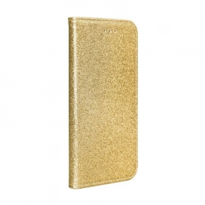 Pouzdro Shining Book iPhone 11 Pro (5,8), barva zlatá