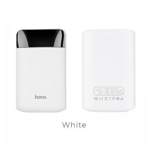 POWER Bank HOCO Domon B29 - 10000mAh barva bílá