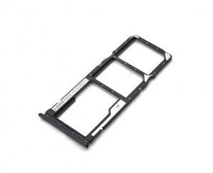Držák (šuplík) SIM Xiaomi Redmi 7 black