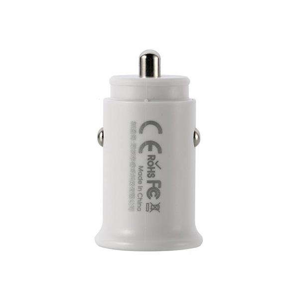 CL adaptér REMAX RCC-219 2xUSB 2,4A barva bílá