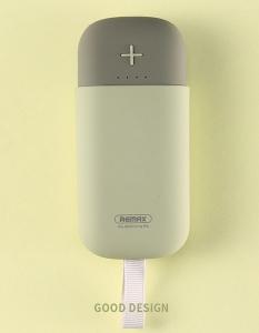Externí baterie POWER BANK REMAX Camaroon RPL-32, 5.000mAh šedá