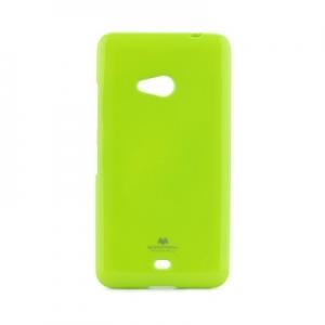 Pouzdro MERCURY Jelly Case iPhone 6 PLUS, 6S PLUS (5,5) limetka