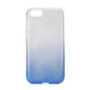 Pouzdro Back Case Shining Huawei P30 Lite, barva modrá