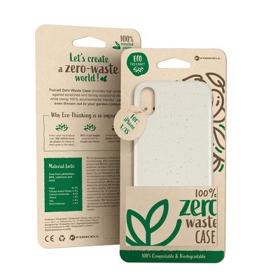 Pouzdro Bio Case iPhone 11 Pro Max (6,5), barva bílá