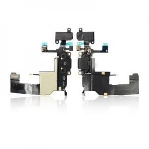 Flex iPhone 5 konektor nabíjení Barva černá