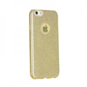 Pouzdro Back Case Shining iPhone 11 (6,1), barva zlatá