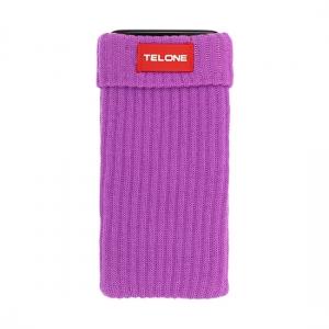 Pouzdro ponožka barva fialová