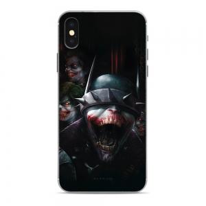 Pouzdro iPhone 11 Pro (5,8) Batman Who laughs vzor 003